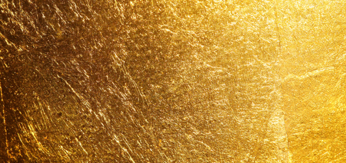 Pratelli Verniciatura Foglia Oro