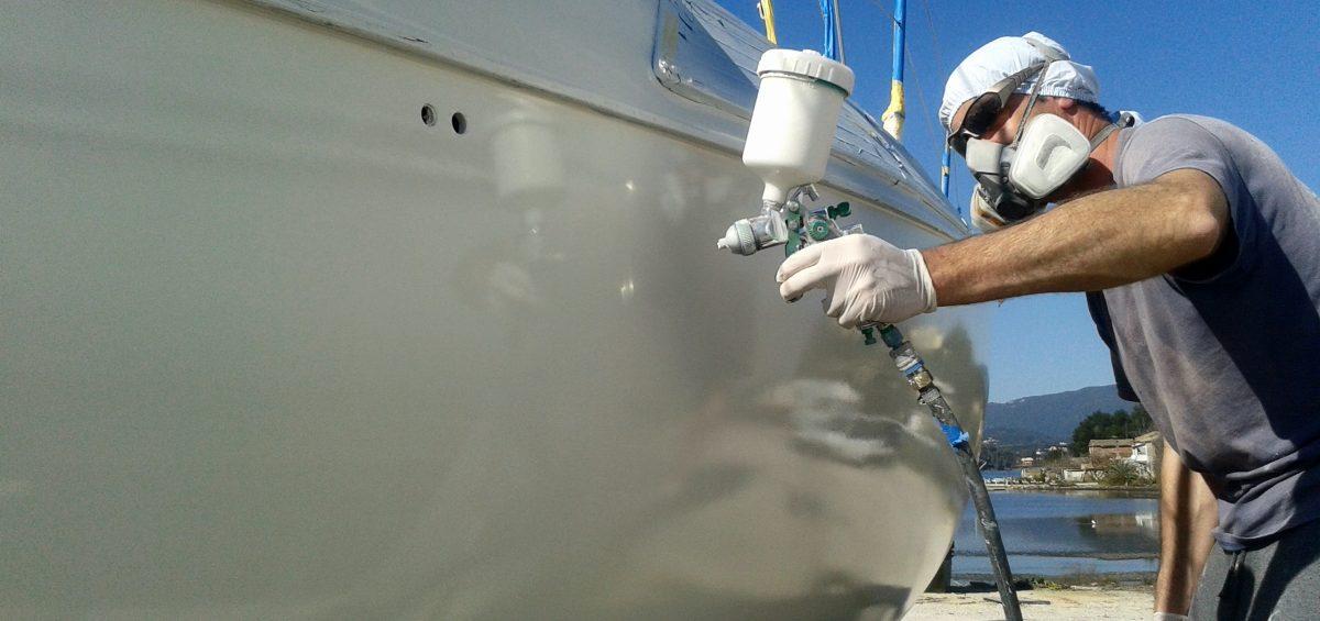 vernici ecologiche per imbarcazioni lusso